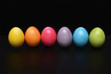 Боядисани-яйца