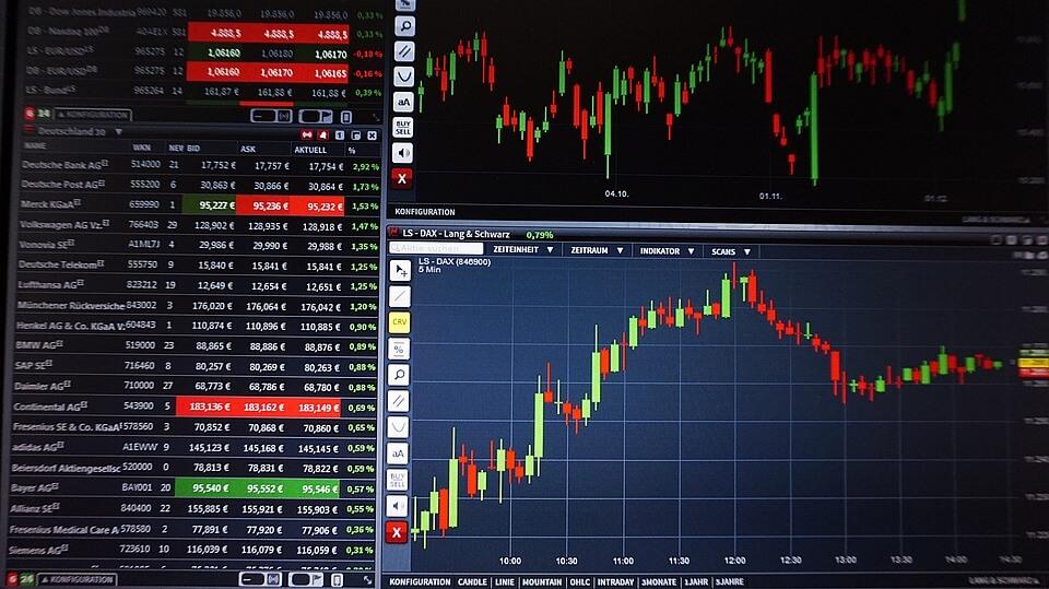 Валутните курсове на стоковата борса